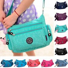New Lady Women Handbag Casual Nylon Tote Purse Crossbody Messenger Shoulder Bag