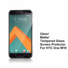 Clear/ Matte/ Tempered Glass Screen Protector Film Guard For HTC One M10 2016
