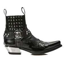 M.7950-S1 NEWROCK ANKLE HIGH COWBOY BOOTS