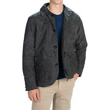 FILSON Men's Guide Work Jacket, Soy Waxed Cotton - MADE IN USA