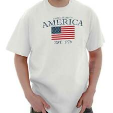 American Pride United States Of America Flag USA T Shirt Gift T Shirt Tee