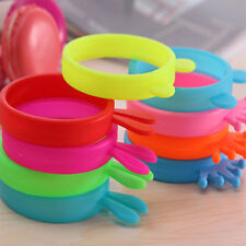 Hot Sale Fluorescent Protective Silicone Bracelet Cell Phone Cover Bumper Case