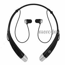 New Wireless Bluetooth Music Headset Headphones Earbuds for Cellphone Universal