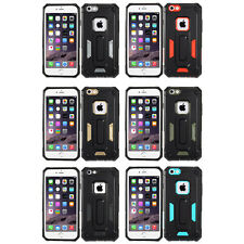 Slim Style Dual Layer Hybrid Armor Cover Protector Phone Case Apple iPhone 6 6s