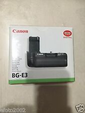 Canon BG-E3 Battery Grip for XT XTi 350D 400D
