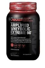 GNC Pro Performance AMP Amplified WheyBolic Whey Protein Extreme 60 - 3 lbs