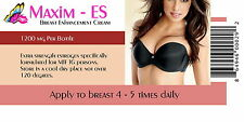 Maxim Extra Strenght Breast Enlargement Cream For Male & Female