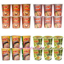 6 X MAMA CUP NOODLE SHRIMP TOM YUM KUNG FLAVOUR THAI FOOD DELICIOUS HOT & SPICY