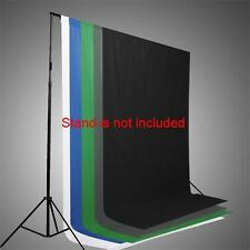New Screen Chromakey Backdrop Muslin Photo Studio Photography 6x9 FT 1.8x2.7m