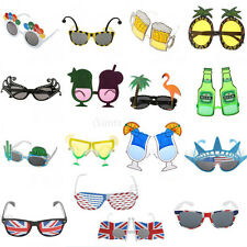 Hawaiian Beach Sunglasses Fancy Dress Hen Night Party Glasses Birthday Beer Cup