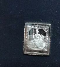Sterling Silver Stamp Miniatures THE GREATEST STAMPS OF THE WORLD Franklin mint3