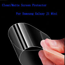 HD Clear /Matte Screen Protector For Samsung Galaxy J1 Mini + Cleaning Cloth Lot