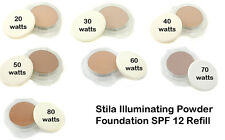 Stila Illuminating Powder Foundation Refill, Assorted Shades