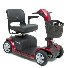 Pride Victory 10 Mobility Scooter 4 Wheel New