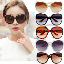 New Women's Retro Vintage Shades Fashion Oversized Designer Sunglasses BG