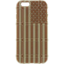 Magpul Field Case for iPhone 6,6s,or 6 PLUS. US Flag Desert Subdued (Gold, FDE)