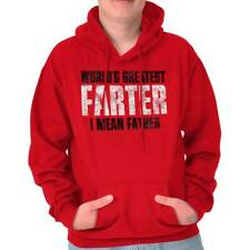 Worlds Greatest Farter Fathers Day Funny Shirt Humor Gift T Hoodie Sweatshirt
