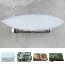 Heavy Duty Waterproof BOAT COVER Protect for 2.7-3/3.8-4meter Kayak Speed Boat