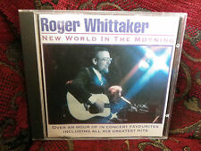 Roger Whittaker - New World In The Morning (CD 1997)