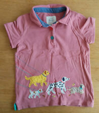 Mini Boden Polo Shirt for Girls, Size 7-8 years