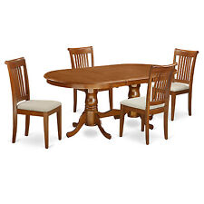 5 Piece dining room set-dining room table and 4 dining chairs.