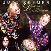 Delusions of Grandeur by Buzz Zeemer (CD, 1998, Record Cellar) FREE SHIPPING