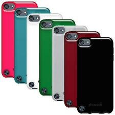 AMZER PREMIUM SOFT GEL TPU GLOSS SKIN CASE COVER FOR APPLE iPOD TOUCH 5TH GEN