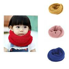 NEW Cute Baby Kids Infant child Winter Christmas Warm Knit Hat Beanie Cap+Scarf