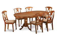 7 PC Dining Room Set-dining room table with 6 dining Chairs