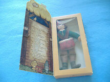 VINTAGE HALLMARK LITTLE DRUMMER BOY COLLECTIBLE DOLL-HOLIDAY DOLL SERIES-1970's