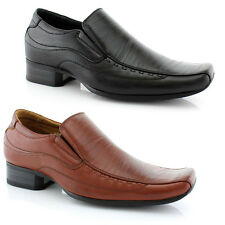 Delli Aldo Mens Slip on Loafers Dress Classic Shoes w/ Leather lining 18675