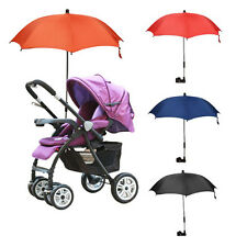 Baby Stroller Wheelchair Pushchair Umbrella Sun Shade Parasol UV Rain Canopy