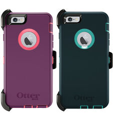 "OtterBox Defender Series Case for iPhone 6 4.7"" w/ Belt Clip Holster"