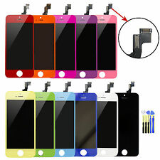 LCD Display+Touch Screen Digitizer Assembly Replacement For iPhone 5S Multicolor