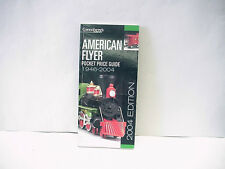 Greenberg's 2004 Edition Pocket Price Guide American Flyer By Kent J. Johnson