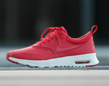 "Nike Air Max Thea PRM ""University Red"" All Sizes UK LIMITED EDITION 616723-602"