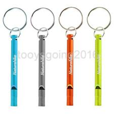 Ultralight Outdoor Emergency Survival Camping Hiking Boating Rescue Aid Whistle