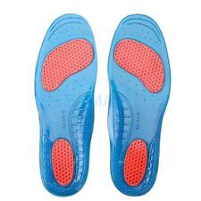 Pair Silicone Gel Insoles Orthotic Arch Support Sport Shoe Pads Cushion Insert