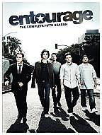 Entourage ~ Complete 5th Fifth Season 5 Five  3-DISC DVD SET