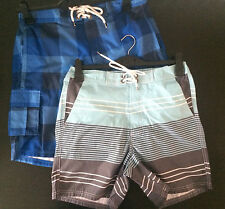 EX STORE MENS PATTERNED SWIM/CASUAL SHORTS SIZES MEDIUM AND LARGE