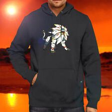 Solgaleo Pokemon New Fun Cool Hooded Sweater Jacket Pullover Hoodie