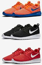 NIKE ROSHE  RUN FLIGHT WEIGHT - BOYS' GRADE SCHOOL RUNNING SHOES  LIFESTYLE