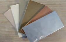Metallic Envelopes - DL Size - 25 Pack