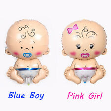 Boys Girls Cartoon Inflatable Helium Foil Balloon Baby Birthday Party Decoration
