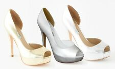 David Tutera Passion In White Dress Shoes Wedding Shoes - OVERSTOCK