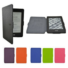 High Quality Smart Magnetic PU Leather Case Cover for Amazon Kindle Paperwhite
