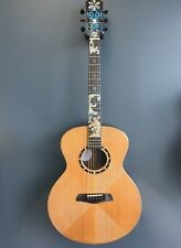 """Blueberry """"Special Order"""" Grand Concert Acoustic Guitar"""
