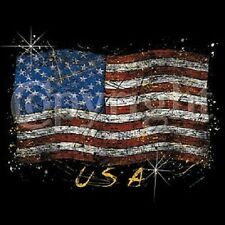 Usa Flag T-Shirt All Sizes And Colors (208)
