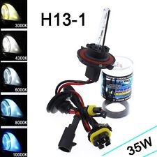 All Color Xenon HID Replacement Bulbs Light 6k 8k 5k White Blue Low beam H13-1 J