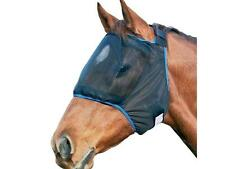Equilibrium Fly Masks without Ears - Midi Field Relief Masks All Sizes BN